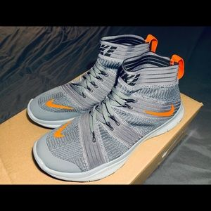 Nike Shoes | Nike Free Flyknit High Top